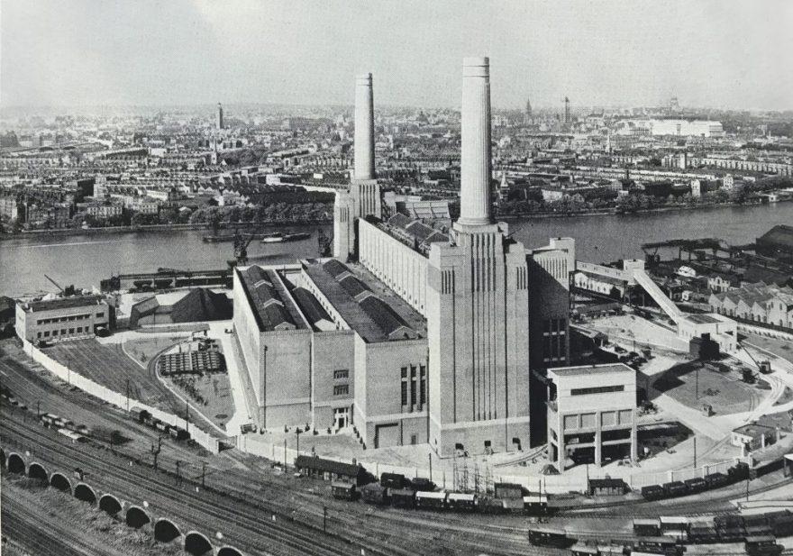Battersea Power Station Joseph Aspinall