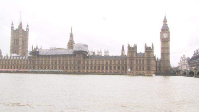 Parliament Joseph Aspinall