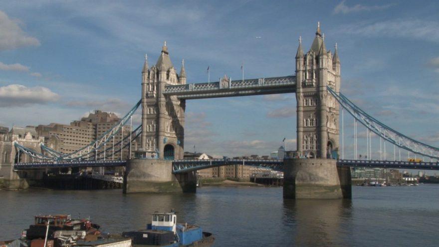 Tower Bridge Joseph Aspinall