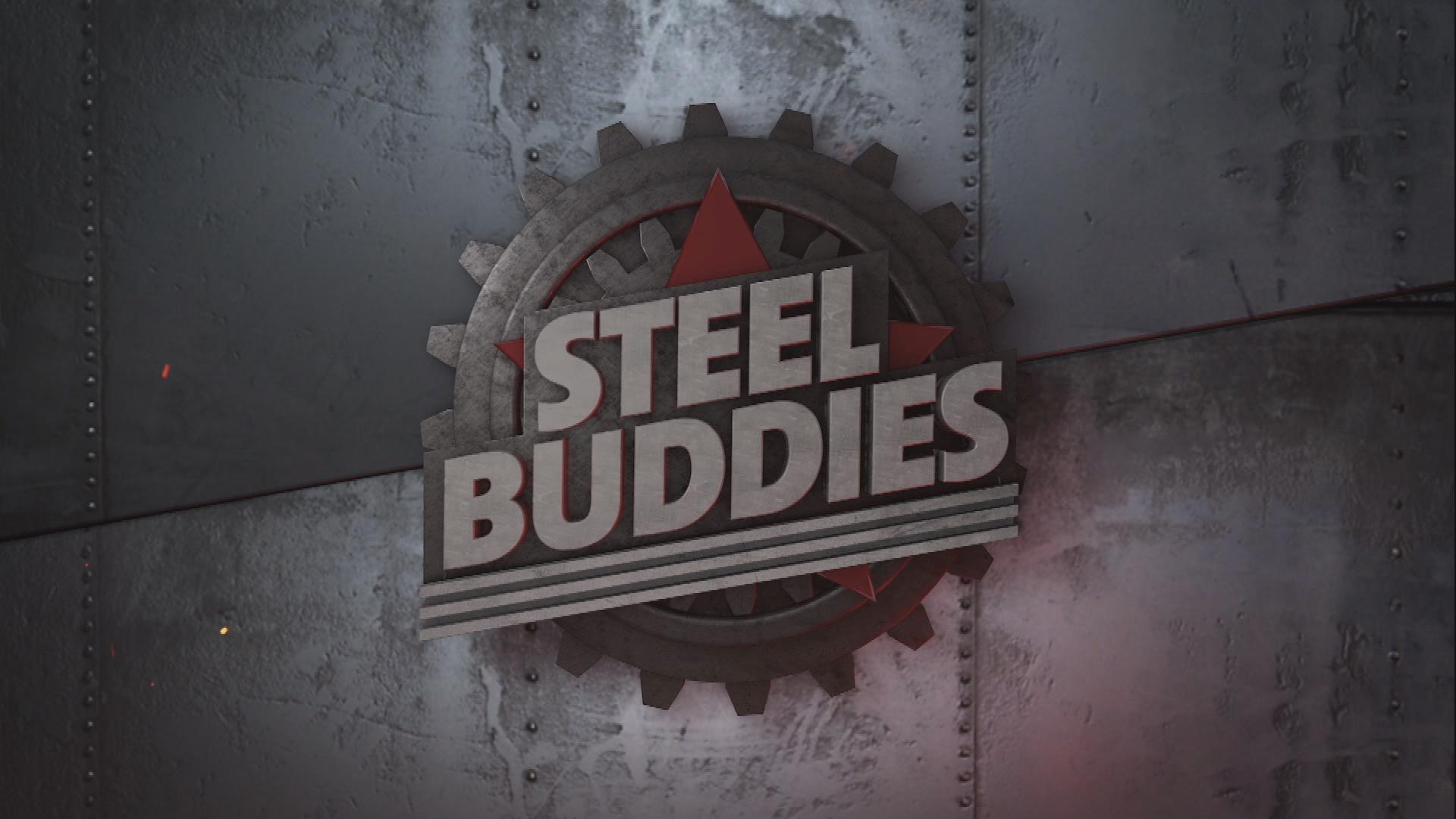 Steel Buddies - English Customisation